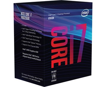 Intel Core i7-8700 3.20GHz