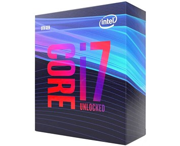 Intel Core i7-9700K 3,6GHz