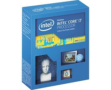 Intel Core i7 5820K 33GHz