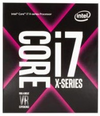 Intel I7-7820X 360GHz