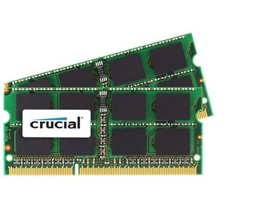 Crucial 16GB 1600MHz SODIMM for Mac