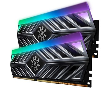 ADATA XPG SPECTRIX GREY D41 DDR4 2x8GB 3600MHz