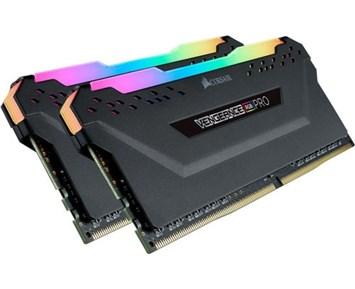 Corsair Vengeance Black RGB LED Pro DDR4 3200MHz 2x16GB (CMW32GX4M2E3200C16)