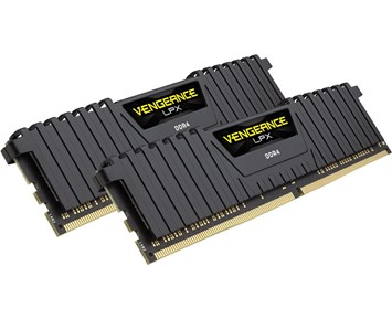 Corsair Vengeance LPX Black DDR4 2666MHz 2x8GB