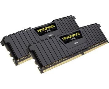 Corsair Vengeance LPX Black DDR4 3200MHz 2x32GB