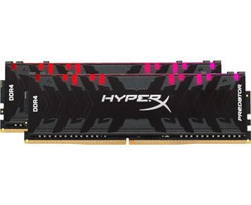 HyperX Predator RGB DDR4 3200MHz 2x8GB