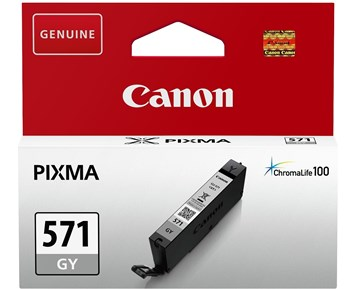 Canon CLI-571 Grey ink