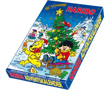 ADVENTSKALENDER HARIBO