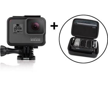 GoPro Hero5 Black + Casey