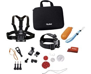 Rollei Actioncam Accessory Set Waters