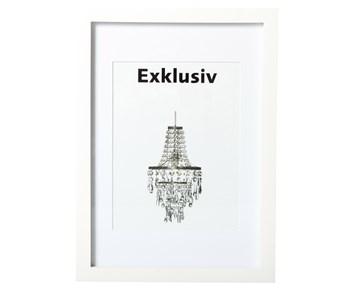 Estancia Exklusiv Vit 13×18