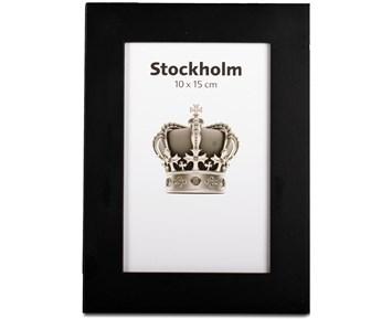 Estancia Stockholm Svart 10×15