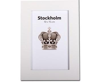 Estancia Stockholm Vit 10×15