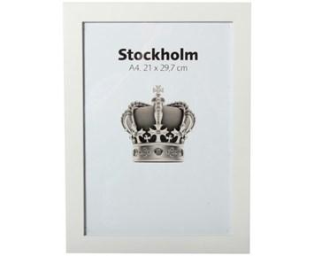 Estancia Stockholm Vit 21×297 A4