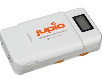 Jupio Universal charger with LCD