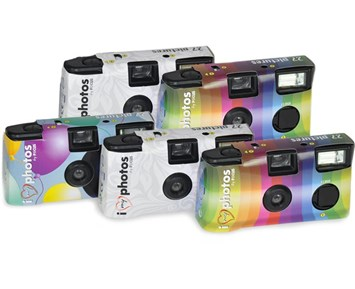 Focus Engångskamera 5-pack