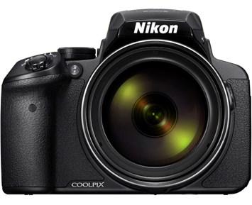 Nikon COOLPIX P900 (Black)