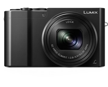 Panasonic Lumix DMC-TZ100 (Black)
