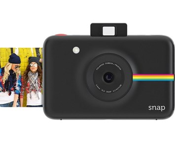 Polaroid Snap (Black)