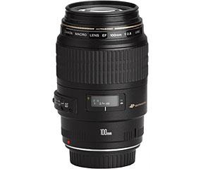 Canon EF 100MM 2.8 USM MACRO