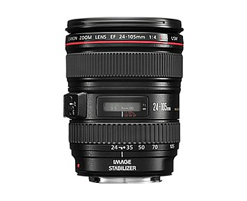 Canon EF 24-105mm 1:4.0 L IS USM WB