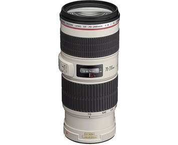 Canon EF 70-200MM 4L IS USM