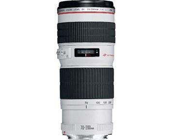 Canon EF 70-200MM 4L USM