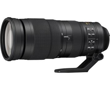 Nikon AF-S 200-500mm f/5.6 VR