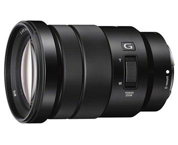 Sony Nex 18-105 F4 PZ G OSS