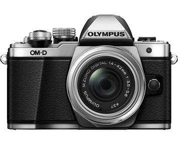 Olympus E-M10 MKII 14-42/35-56 EZ