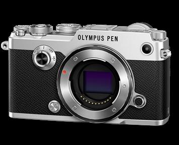 Olympus PEN-F Body – silver