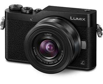 Panasonic Lumix G DC-GX800 (Black)