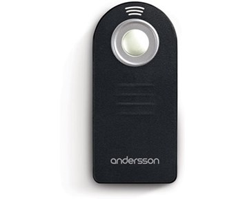 Andersson SLR remote control for Nikon