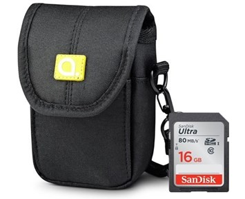 Andersson CAB 2.0 DSC 2+SDHC Ultra 16GB