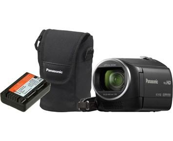 Panasonic HC-V160 inkl. väska & batteri