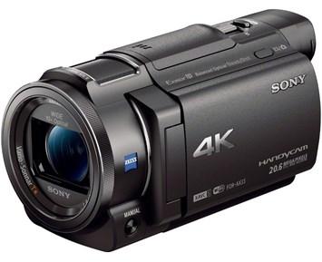Sony FDR-AX33 – Black