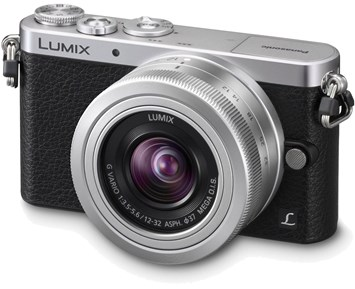 Panasonic DMC-GM1 12-32 Silver