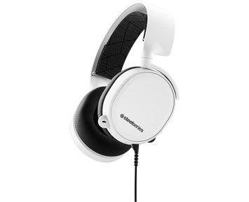 SteelSeries Arctis 3 Gaming Headset White (2019 Edition) c141060c74a06
