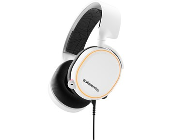 SteelSeries Arctis 5 Gaming Headset White (2019 Edition) 9a2d6d79eb8a1
