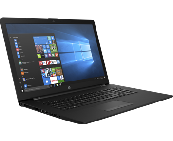 HP Notebook 17-ak018no