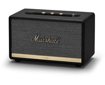 X1004814 1001900. marshall acton ii bt black kompakt och tuff högtalare med  mycket karaktär 6e89fc8d2ad1c