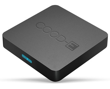 COOD-E TV 4K Android Media Player + AirMouse