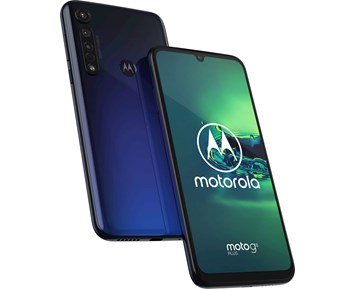 Motorola Moto G8 Plus Cosmic Blue