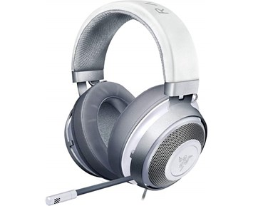 Razer Kraken Wired Gaming Headset - Mercury White