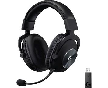 Logitech PRO X WIRELESS Gaming Headset – BLACK