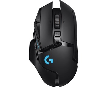 Logitech G502 Lightspeed Wireless Mouse