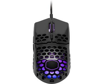 Cooler Master Mouse MM711 Black Glossy