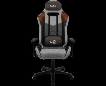 Aerocool Aerosuede gaming chair - Duke Tan Grey