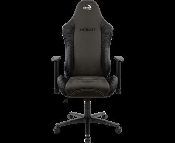 Aerocool Aerosuede gaming chair - Knight Iron Black