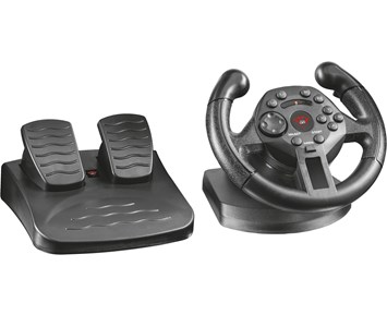 Trust GXT 570 Vibration Racing Wheel
